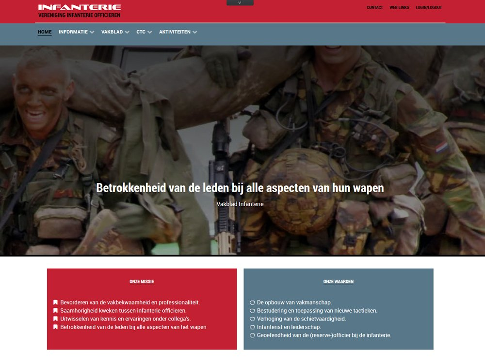 Vereniging Infanterie Officieren